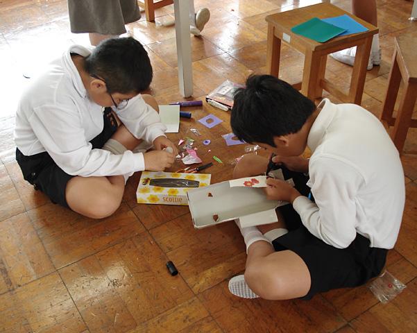 小学生向け工作教室2
