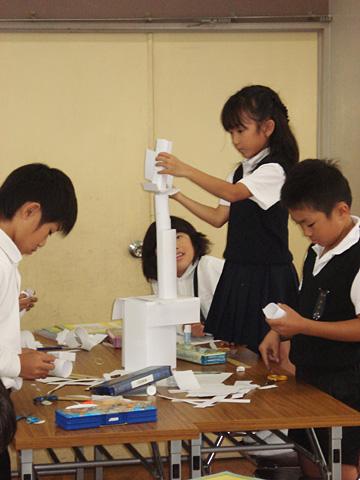 小学生向け発明工作教室3